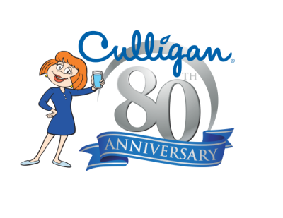 Culligan 80th Anniversary Belleville ON